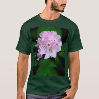 Tända - rosa Rhododendron T-shirts