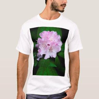 Tända - rosa Rhododendron Tee Shirts