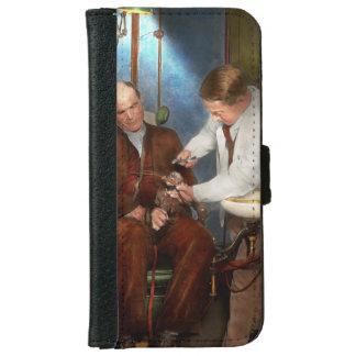Tandläkare - apaaffär 1924 iPhone 6/6s plånboksfodral