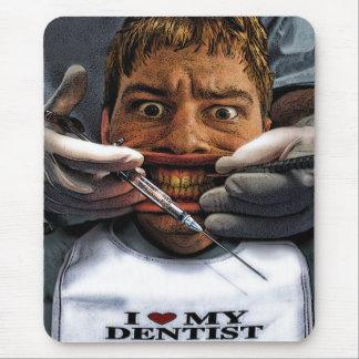 Tandläkaren Mus Matta