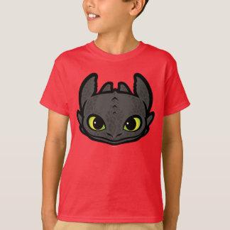 Tandlös Head symbol Tee Shirts