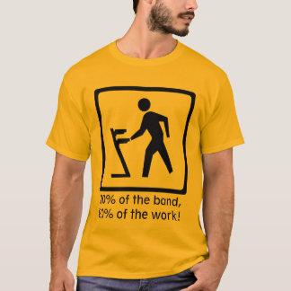 Tangentbordspelare Tshirts