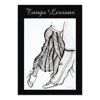 Tango klassificerar inbjudan