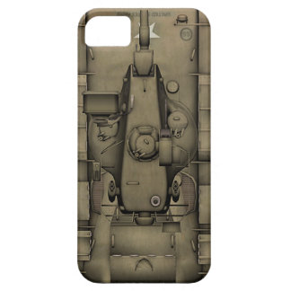 Tank M60A2 iPhone 5 Cover