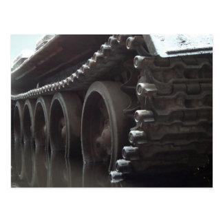 Tank Time Vykort
