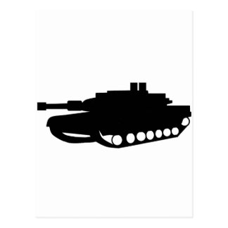 Tank Vykort