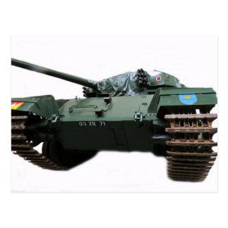 Tank WW2 Vykort