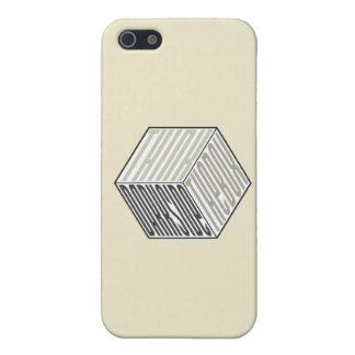 Tänka Darkside boxas iPhone 5 Cover