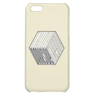 Tänka Darkside boxas iPhone 5C Mobil Skydd