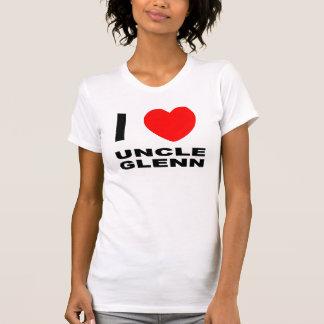 Tanka för dammig hjärtaUncle Glenn Montering T Shirts