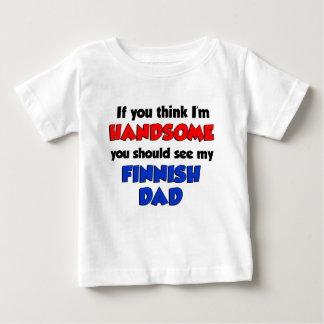 Tänka mig stilig finlandssvensk pappa för t-shirt