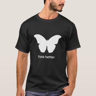 Tänka som är bättre med MorphOS T Shirts