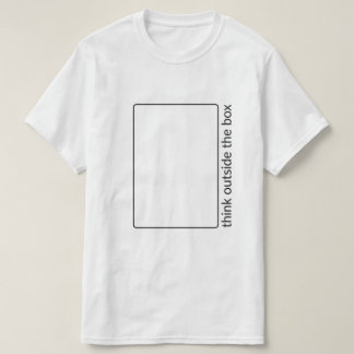 Tänkayttersida boxasT-tröja T Shirt
