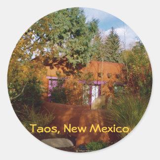 Taos Casita #2 klistermärke