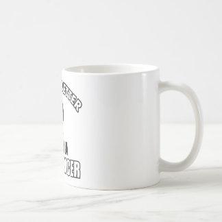 Tapdance designer kaffemugg