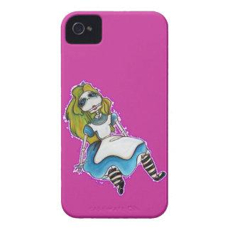 Tappa döda Alice iPhone 4 Case-Mate Skydd