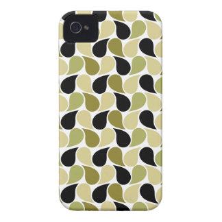 Tappar fodral-kompisen för iPhone 4 för mönster Case-Mate iPhone 4 Case