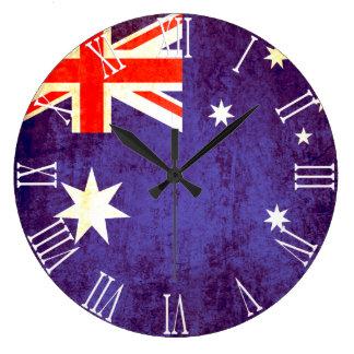 Tar tid på den roman siffer- väggen för den stor klocka