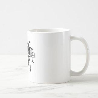 Tarantelkonst Kaffemugg
