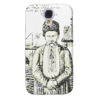 Taras Hryhorovych Shevchenko ukrainarepoet Galaxy S4 Fodral