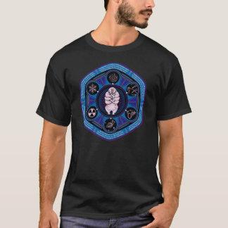 Tardigrade starkt (BLÅTTVERSIONEN) T-shirts