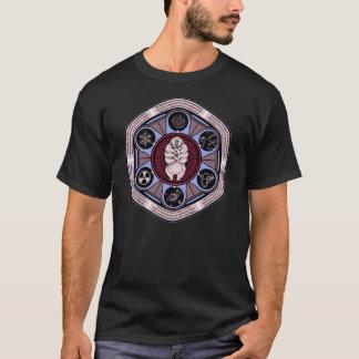 Tardigrade starkt (original- designfärg)) t-shirt