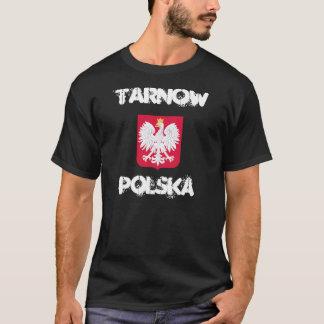 Tarnów Polska, Tarnow, Polen med vapenskölden Tee Shirts