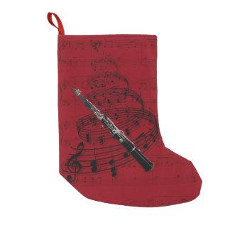 Tárogató musikstrumpa liten julstrumpa