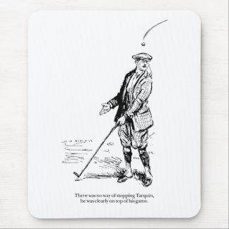 Tarquin och Golf Musmatta