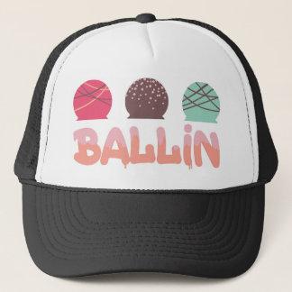 Tårta Ballin Truckerkeps