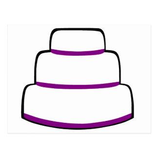 Tårta Vykort