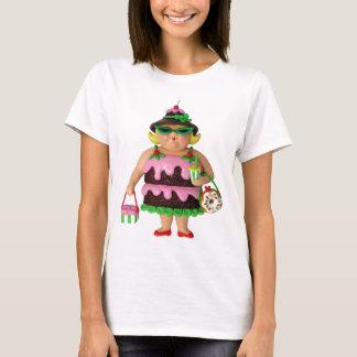 Tårtakvinna Tee Shirts