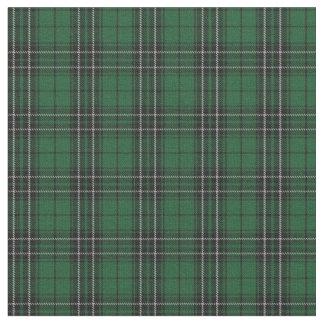 Tartan 2 för svart för grönt för klanMacLean jakt Tyg