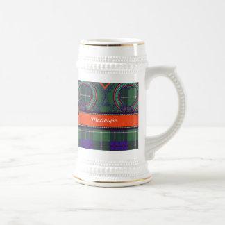 Tartan för skott för Macintyre klanpläd Ölkrus