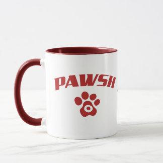 Tass-sh Posh Mugg