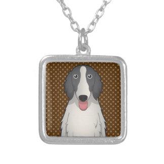 Tassar för Borzoihundtecknad