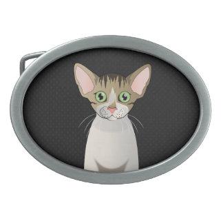Tassar för Devon Rex katttecknad