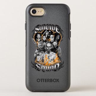 Tatuering för specialgrupp X för självmordSquad | OtterBox Symmetry iPhone 7 Skal