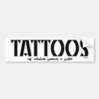 tatueringar bildekal
