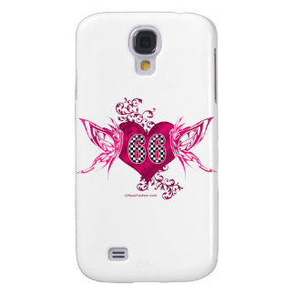 tävla 66 numrerar fjärilar galaxy s4 fodral