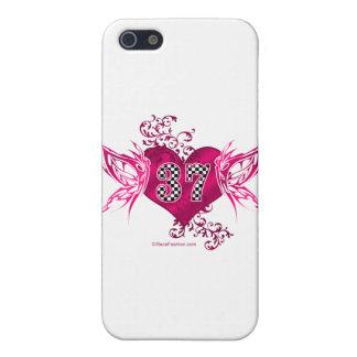 tävling 37 numrerar fjärilar iPhone 5 skal