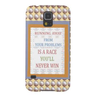 TÄVLING som du önskar ATT SEGRA Galaxy S5 Fodral