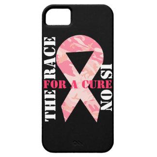 Tävlingen för en bot är på bröstcancermedvetenhete iPhone 5 Case-Mate fodraler