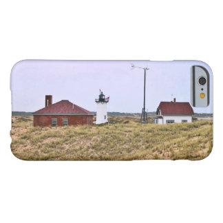 Tävlingen pekar fyren, uddtorsk, Massachusetts Barely There iPhone 6 Fodral