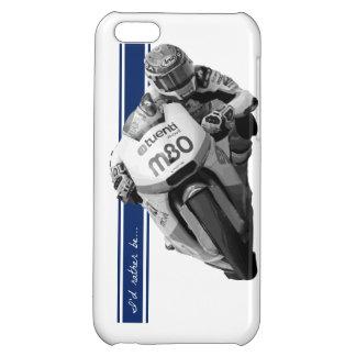 Tävlings- fodral för motorcykel för iPhone iPhone 5C Fodral