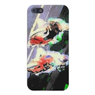 Tävlings- Iphone 4 iPhone 5 Fodral