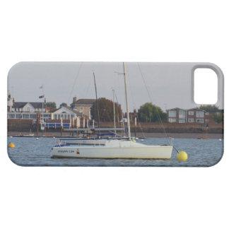 Tävlings- Keelboat iPhone 5 Case-Mate Skal