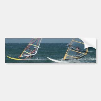 Tävlings- surfarebildekal bildekal