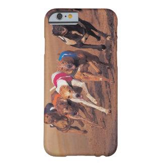 Tävlings- vinthundar spårar på barely there iPhone 6 skal