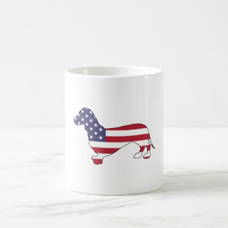 "Tax ""amerikanska flaggan "", kaffemugg"